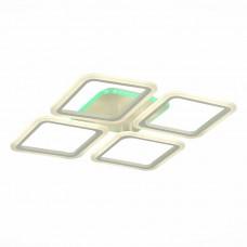 SLE200452-04RGB Светильник потолочный Белый/Белый LED 1*112W RGB 8W 3000-6000K