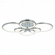 SLE200312-06 Светильник потолочный Хром/Белый LED 1*168W 3000-6000K