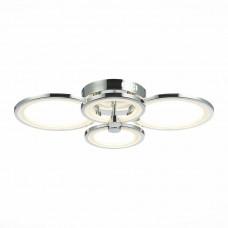 SLE200312-04 Светильник потолочный Хром/Белый LED 1*100W 3000-6000K