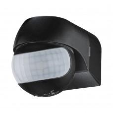 Инфракрасный датчик движения 12m 1,8-2,5m 800W IP44 180 Черный SNS-M-10