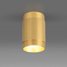 Накладной потолочный светильник GU10 золото DLN109
