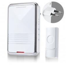 Звонок беспроводной AC 36M IP44 Белый DBQ11M