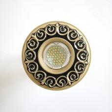 Гипсовый светильник SV 7203 ABL ф120 мм