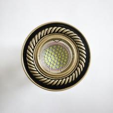 Гипсовый светильник SV 7198 ABL ф100 мм
