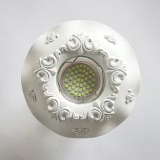 Гипсовый светильник SV 7197 ф125 мм