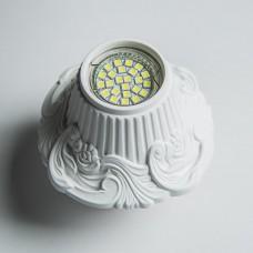 Накладной гипсовый светильник SV 7147 75*140 мм