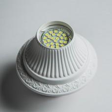 Накладной гипсовый светильник SV 7148 75*130 мм