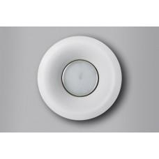 Врезной гипсовый светильник SV 7439 250*250 мм GX70