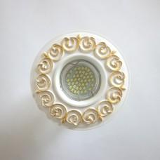 Гипсовый светильник SV 7195 ф120 мм