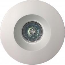 Гипсовый светильник SvDecor SV 7405 белый ф120 мм под шпаклевку