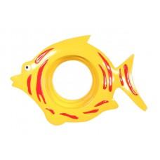 Гипсовый светильник SvDecor SV 7509 желтый ф161 мм