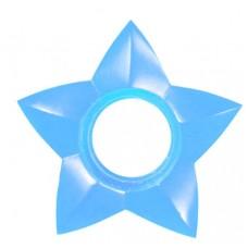 Гипсовый светильник SvDecor SV 7515 голубой ф135 мм