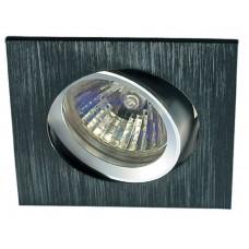 Встраиваемый светильник Светкомплект AT 20 черный