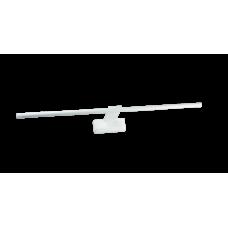 L 405-9W Matte White 4500К Подсветка светодиодная накладная 525*30*130мм, 720Лм