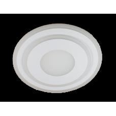 LED ACRILIC 03R 60W WH RC Smart-светильник светодиодный накладной С ПДУ ф382мм; 300-4800Лм,Цвет: WH 2800-6000K, RGB