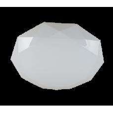 MF-L 68 RGB TX RC Smart-светильник светодиодный накладной с ПДУ ф500*75мм; 300-5260Лм,Цвет: WH 2800-6000K, RGB