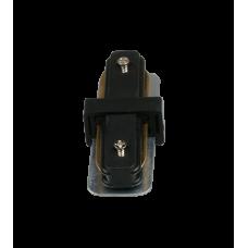 HH-205 BK Коннектор однофазный линейный