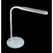 LED TB 006 WH 6W 5500K настольная лампа 250*165*400мм; 480Лм