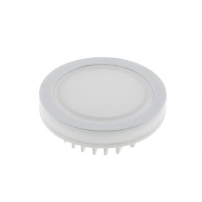 Светильник Светкомплект SDF-01R 5W белый 4500К ф80 мм 450Lm IP44