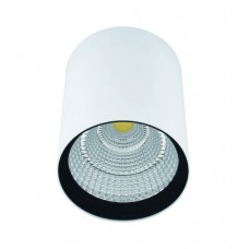 Светильник светодиодный накладной Светкомплект SND-01 12W ф80*110мм 1020Lm 4100К белый
