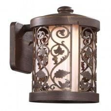 Уличный настенный светильник Odeon light 2286-1w kordi