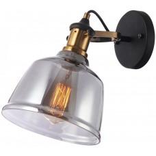 Бра лофт Velante 391-521-01 E27 40 Вт дымчатый, бронза