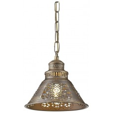 Подвесной светильник Velante 308-603-01 кофейный
