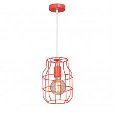 Светильник Vitaluce V4392-4/1S 1хЕ27 60Вт красный