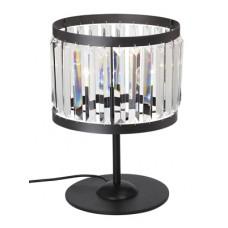 Настольная лампа Vitaluce V5129-1/1L черный матовый