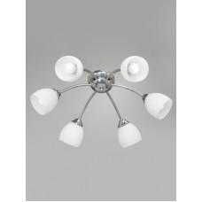 Потолочная люстра Vitaluce V3446/6PL хром