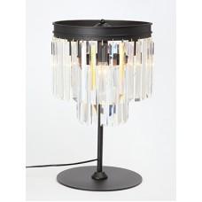 Настольная лампа Vitaluce V5151-1/3L черный матовый