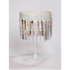 Настольная лампа Vitaluce V5167-0/1L белый матовый
