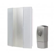 Звонок беспроводной Zamel LOOPO радиус 100м (питание от батареек) ST 366